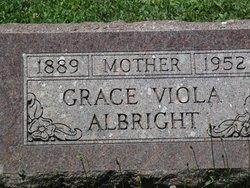 Grace V Albright