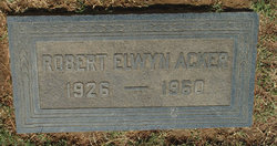 Robert Elwyn Acker