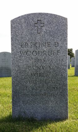 Erskine Douglas Woodruff
