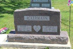 Helen J <i>McElhaney</i> Ackermann
