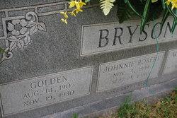Golden Brown <i>Hancock</i> Bryson
