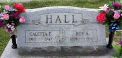 Galetta E. <i>Hodge</i> Hall