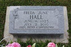 Freda Mae June Hall