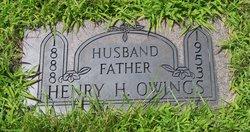 Henry H Owings