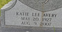 Katie Lee Hendicks Avery Gulledge