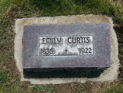 Emily <i>Nichols</i> Curtis