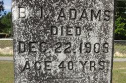 Benjamin Iverson Adams