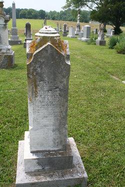 Julia A <i>Bowles</i> Blevin