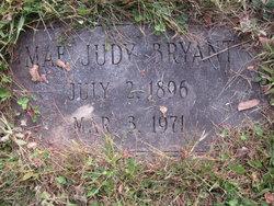 Mary Mae <i>Judy</i> Bryant