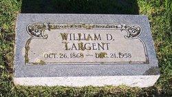 William David Willy Largent