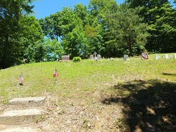 Mount Olive Cemetery Top of Kayford Mountain