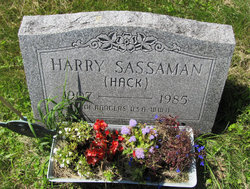 Harry Hack Sassaman