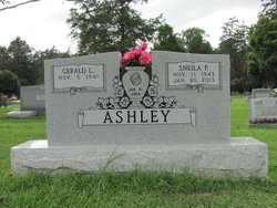 Shelia <i>Pickering</i> Ashley