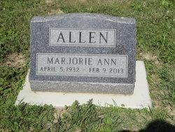 Marjorie A. <i>Kraft</i> Allen
