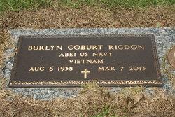 Burlyn Coburt Rigdon