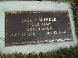 Jack P Buerkle
