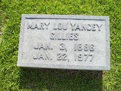 Mary Lou <i>Yancey</i> Gillies