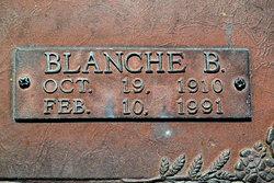 Blanche <i>Beckstead</i> Lloyd