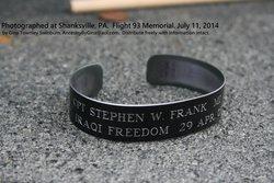 Capt Stephen W Frank