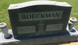 Louis W. Boeckman