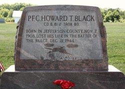 PFC Howard Taft Black