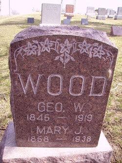 George Wofinbarger Wood