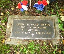Leon Edward Frain