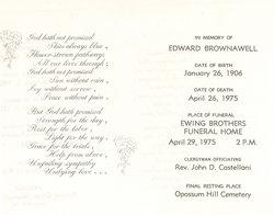 Edward Brownawell