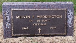 Melvin Pearson Weddington