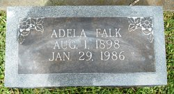 Adela C. Falk
