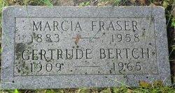 Gertrude <i>Hill</i> Bertch