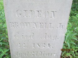 Gideon Brownell, Jr