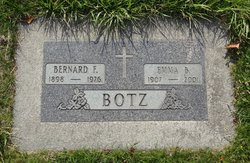 Bernard F Botz