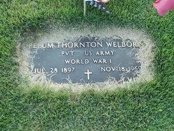 Pelum Thornton Welborn
