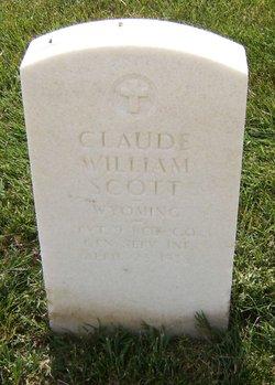 Claude William Scott