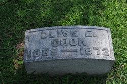 Olive e. Cook