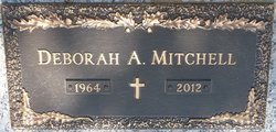 Deborah A. Debbie <i>Fenton</i> Mitchell