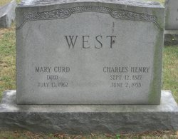 Mary Curd West