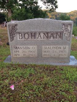 Manson Ottis Bohanan