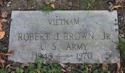 Corp Robert Joseph Brown, Jr