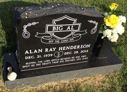 Alan Ray Big Al Henderson