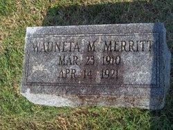 Wauneta Merritt