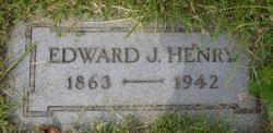 Edward John Henry