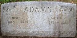 Bert R. Adams