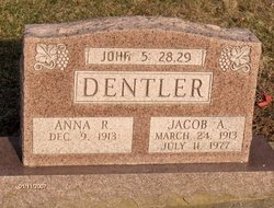 Anna Rebecca <i>Boeckel</i> Dentler