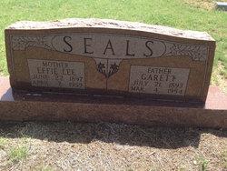 Effie Lee <i>Fortenberry</i> Seals