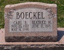 Carl Edward Boeckel