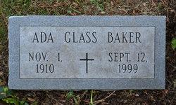 Ada Glass Baker