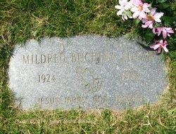 Mildred <i>Buchina</i> Sulak