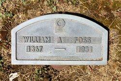 William Abner Willie Foss